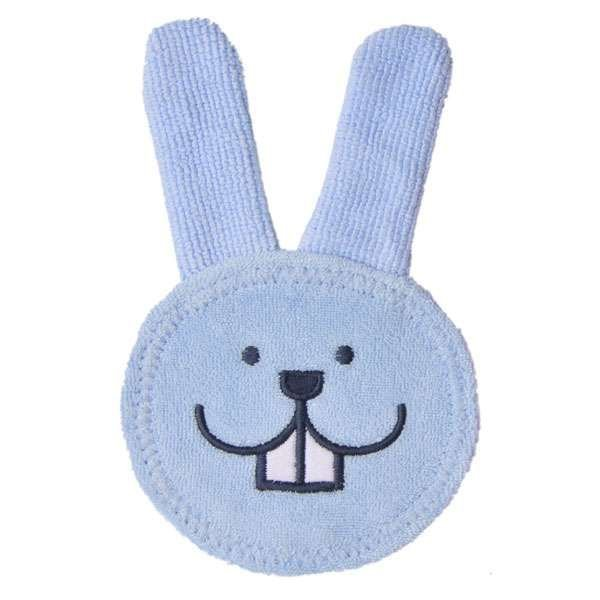 MAM Oral Care Rabbit hellblau