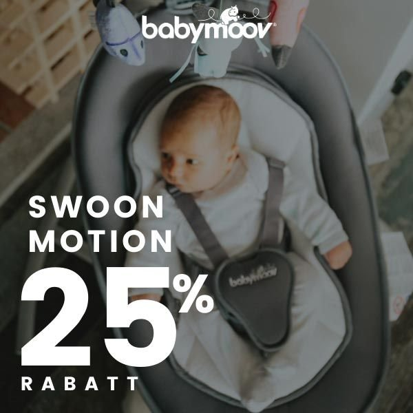 Babyschaukel Swoon Motion AKTION