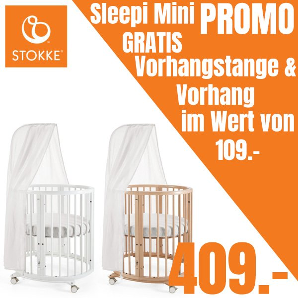 Stokke Sleepi Mini AKTION