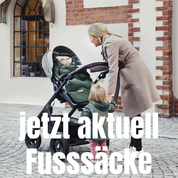 Baby Winter Fusssäcke