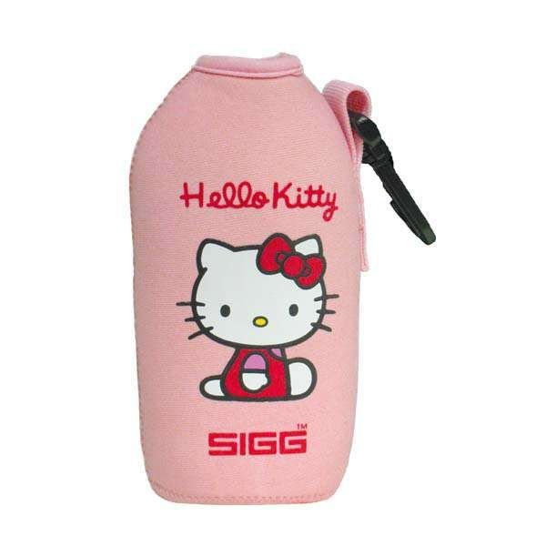 Sigg Kids Pouch Neoprene Hello Kitty 0.4l