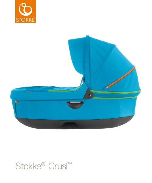 STOKKE Carry Cot Urban Blue