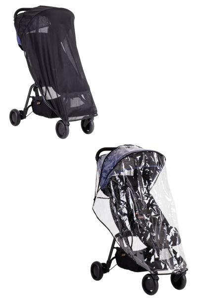 Mountain Buggy Nano All Weather Cover