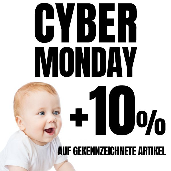 CYBER MONDAY bei 4mybaby.ch