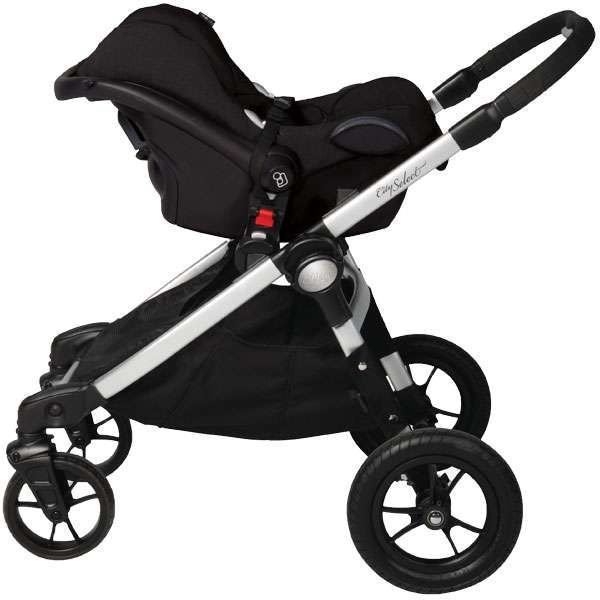 Baby Jogger Select und Premier Maxi-Cosi/BeSafe Adapter