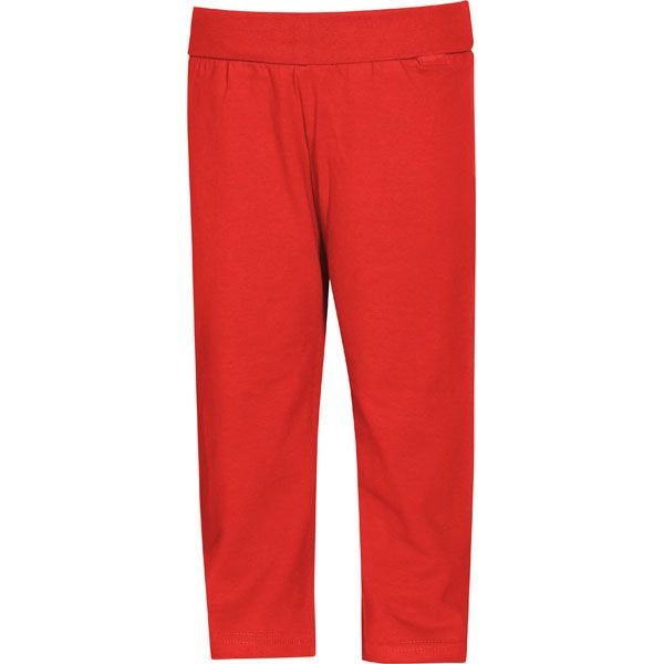 Playshoes Baby Leggins rot