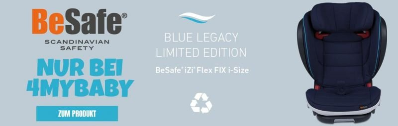 BeSafe BLUE LEGACY LIMITED EDITION