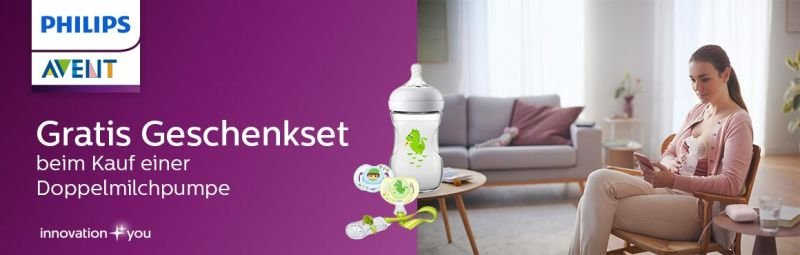 Philips Avent Brustpumpe AKTION
