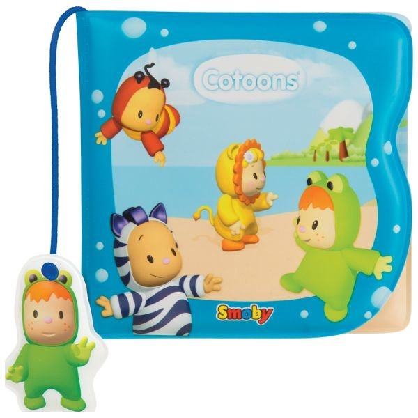 Smoby Cotoons Magisches Badebuch
