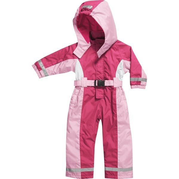 Playshoes Schnee Overall pink rosa