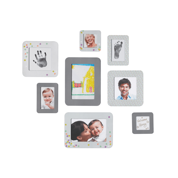 Baby Art Sticker Frames