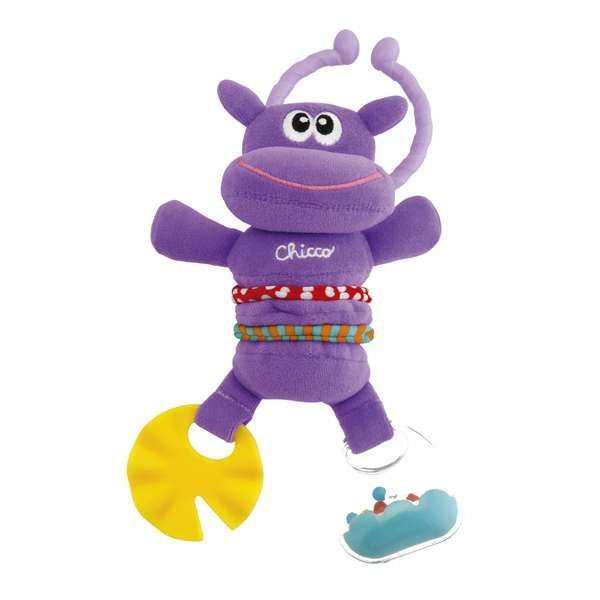 Chicco Vibrierender Hippo